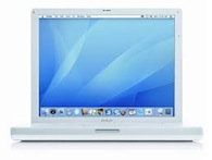 Apple iBook G4 Memory